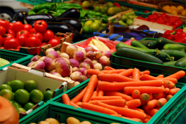 Farmers' Markets are a great place to get fresh produce and more.