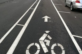 Bike lanes add easier ways to get around a city.