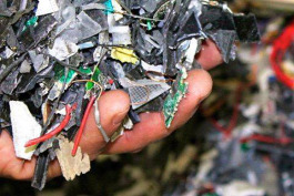 3S International recycles electronic waste.
