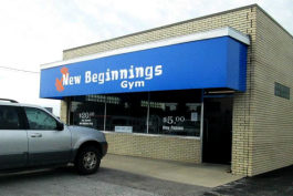 A new gym has opened in Essexville.