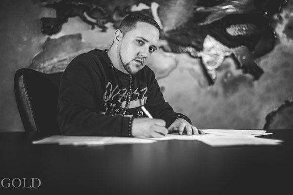 Saginaw rapper signs to Eminem's record label