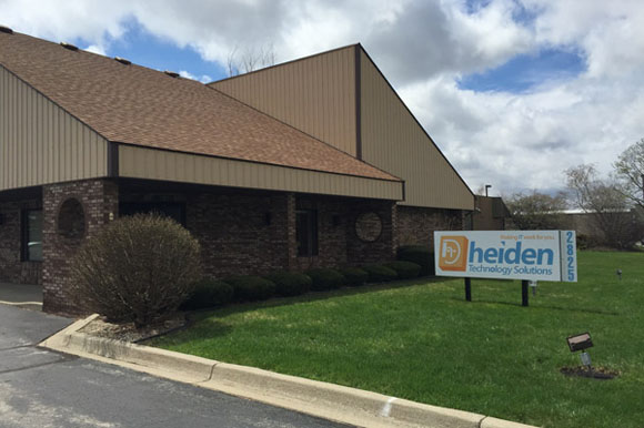 Heiden Technology Solutions moves to new location