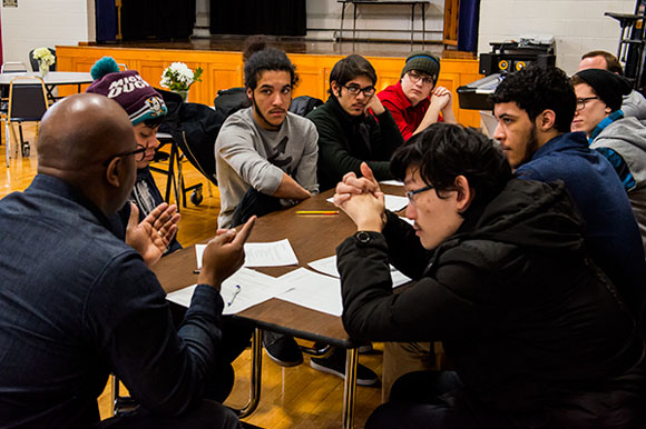 Connecting students to college in high school can give them a head start.