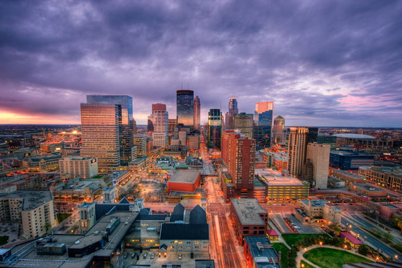 Why Minneapolis is the new capital of 'the North'