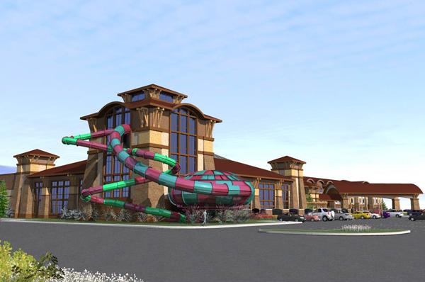 Casino water park casino hand font free