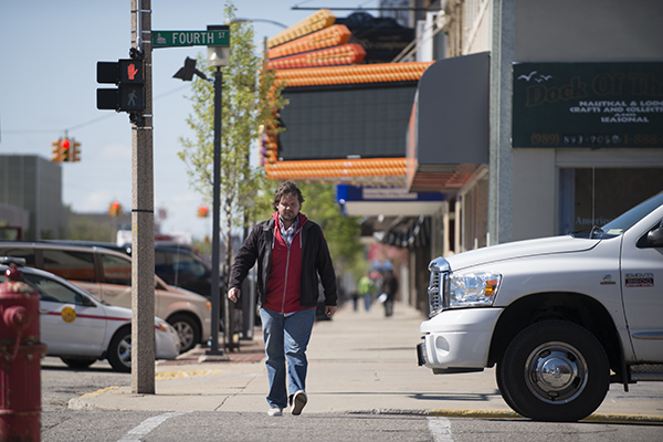 Mid Michigan needs to invest in walkability to survive and thrive