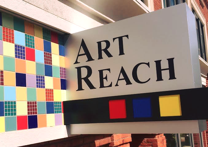 Art Reach submissions are open until February 7 and the show runs March 4-28.