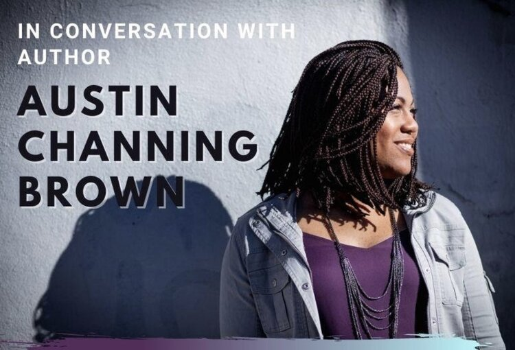 Austin Channing Brown, author of I'm Still Here: Black Dignity in a World Made for Whiteness.