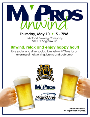 An upcoming MYPros Unwind event