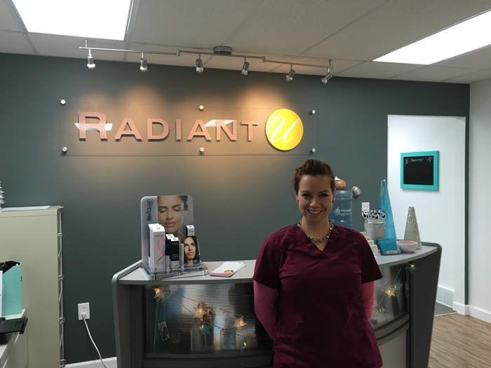Elizabeth Olney, owner of Radiant U
