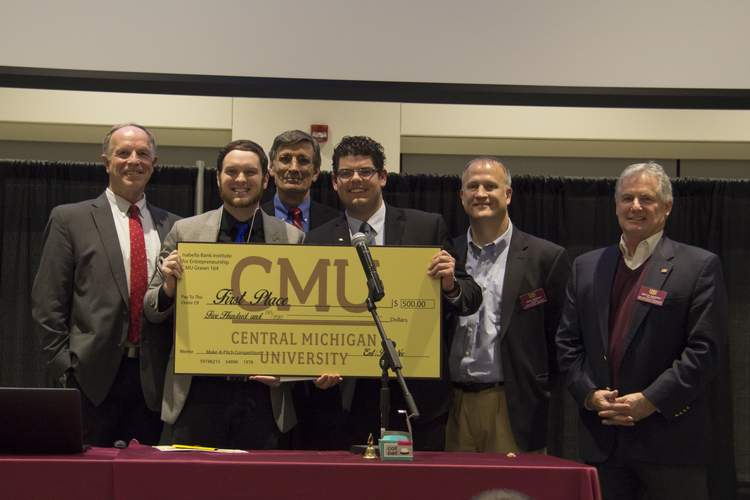 CMU's Make-a-Pitch winners on December 6