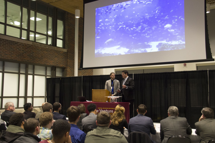 CMU's Make-a-Pitch night on December 6