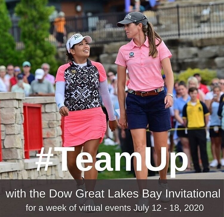 The Dow Great Lakes Bay Invitational and Eat Great Food Festival will host a series of virtual events July 12-18.