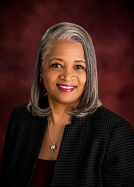 Diane Brown Wilhelm is a member of the We Hear You Coalition and is Councilman of Midland's Ward IV.