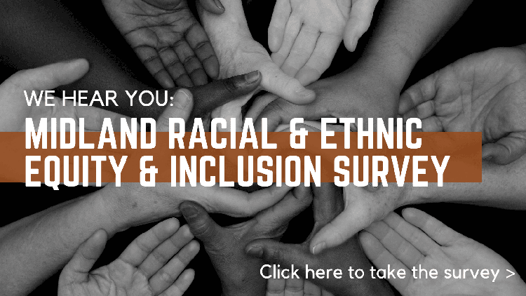 By taking the survey, you have the opportunity to share your story.