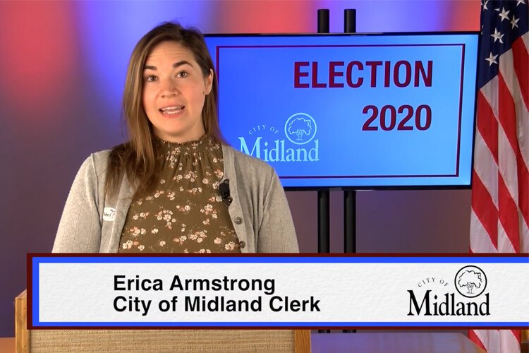 Erica Armstrong hosts video answering voters' frequently asked questions.