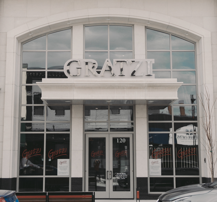 The newly opened Italian restaurant Gratzi, located in Downtown Midland