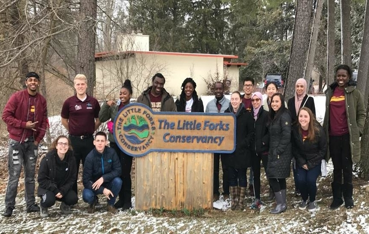 Little Forks Conservancy has programs and opportunities to learn about the outdoors.