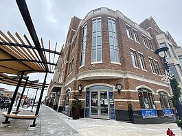 The Northwood University Idea Center is located on the corner of Main Street and Ashman Street in downtown Midland.
