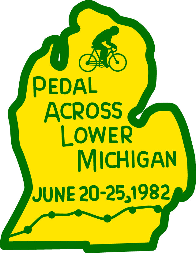 The PALM ride celebrates its 39th year in 2020. Each year, the exact route changes.