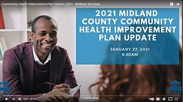 The Community Health Improvement Plan was presented virtually on Jan 27.