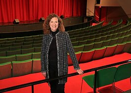 Terri Trotter is the president and CEO of the Midland Center for the Arts.