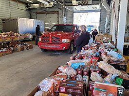WMFC anticipates coordinating 15-20 food distributions out of the WMFC delivery site.