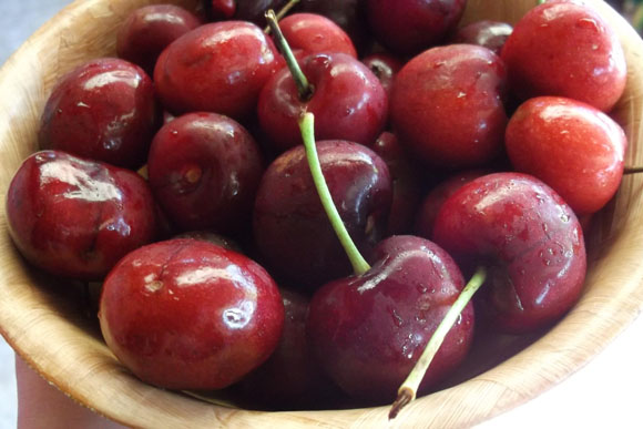 Cherries are a signature of northwest Michigan