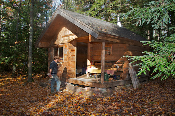 Modern off-the-grid living is alive and well in northern Michigan