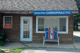 Harbor Point Chiropractic is now open.