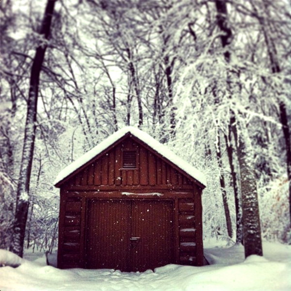 A shot of rustic beauty by Northern Swag.