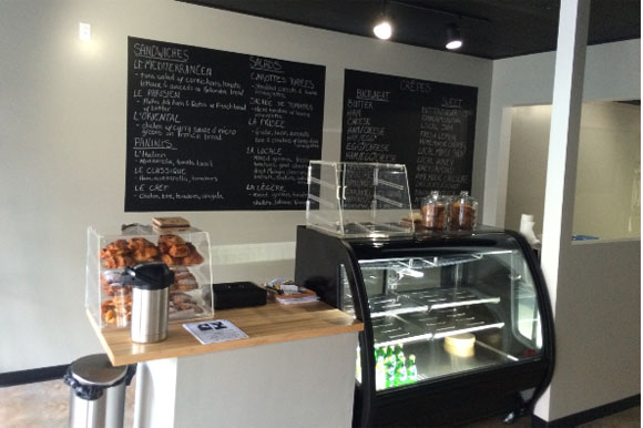 That French Place offers baked goods, ice cream and local goods in Charlevoix.