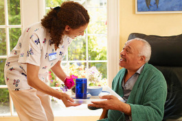 Home health services are growing across the nation.