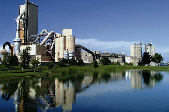 Cement City Michigan Cement Plant : Charlevoix cement plant to get cleanup funding