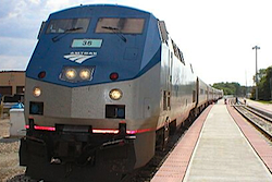 The Amtrak Train