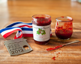 American Spoon Food's Thimbleberry Jam