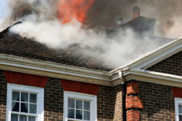 Water, fire, flood or smoke damage can be repaired.