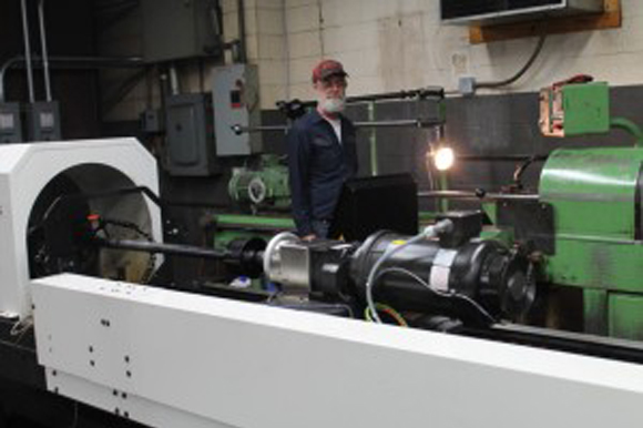 Grand Traverse Machine gets new equipment, hires workers