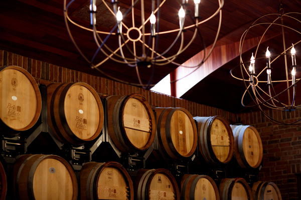 Wine gets better with age -- and the right barrels. / Beth Price
