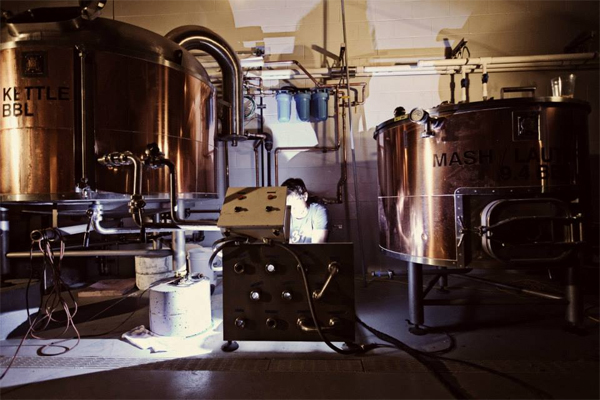 Some working being done to get Stormcloud Brewing up and running. / Brian Confer