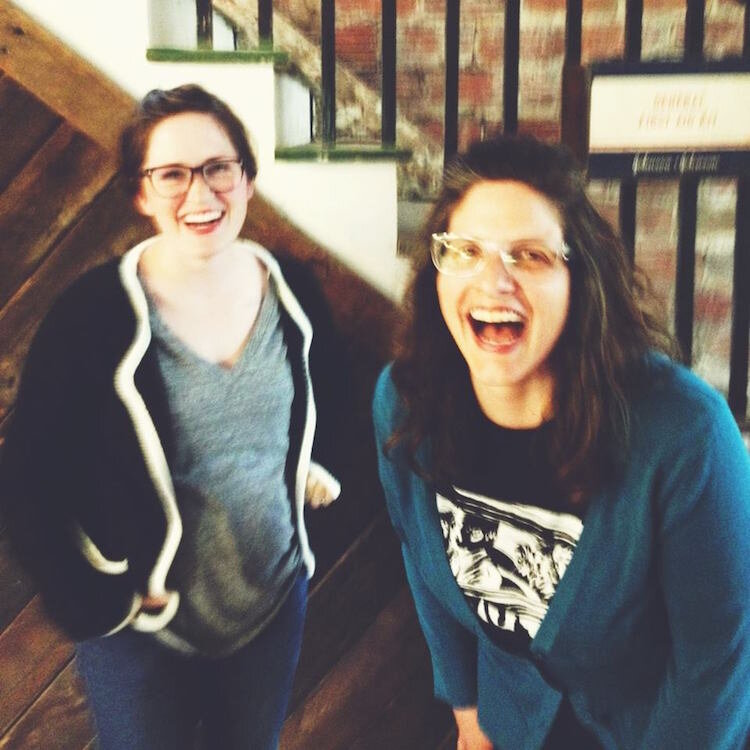 RAWK Cofounders Emily Kastner and Anne Hensley started their youth writing nonprofit seven years ago with 12 kids and last summer RAWK served over 500 youth.