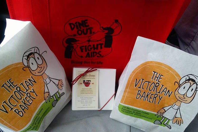Victorian Bakery will be offering special deals to those who buy in time for Dining for Life.
