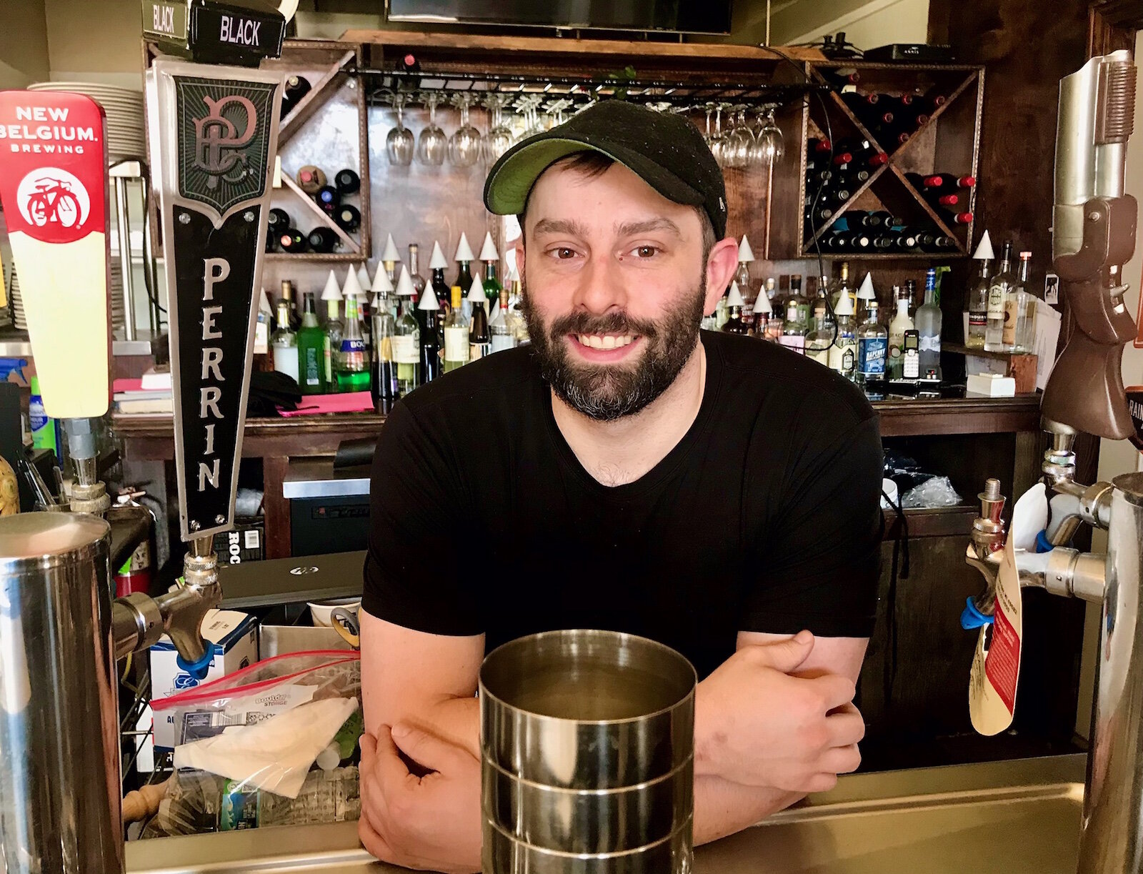 Paul Comensoli, who is head chef of his family's Italian bistro, says any small business that survived closings and slowdowns in 2020 is likely to be optimistic about the year ahead.