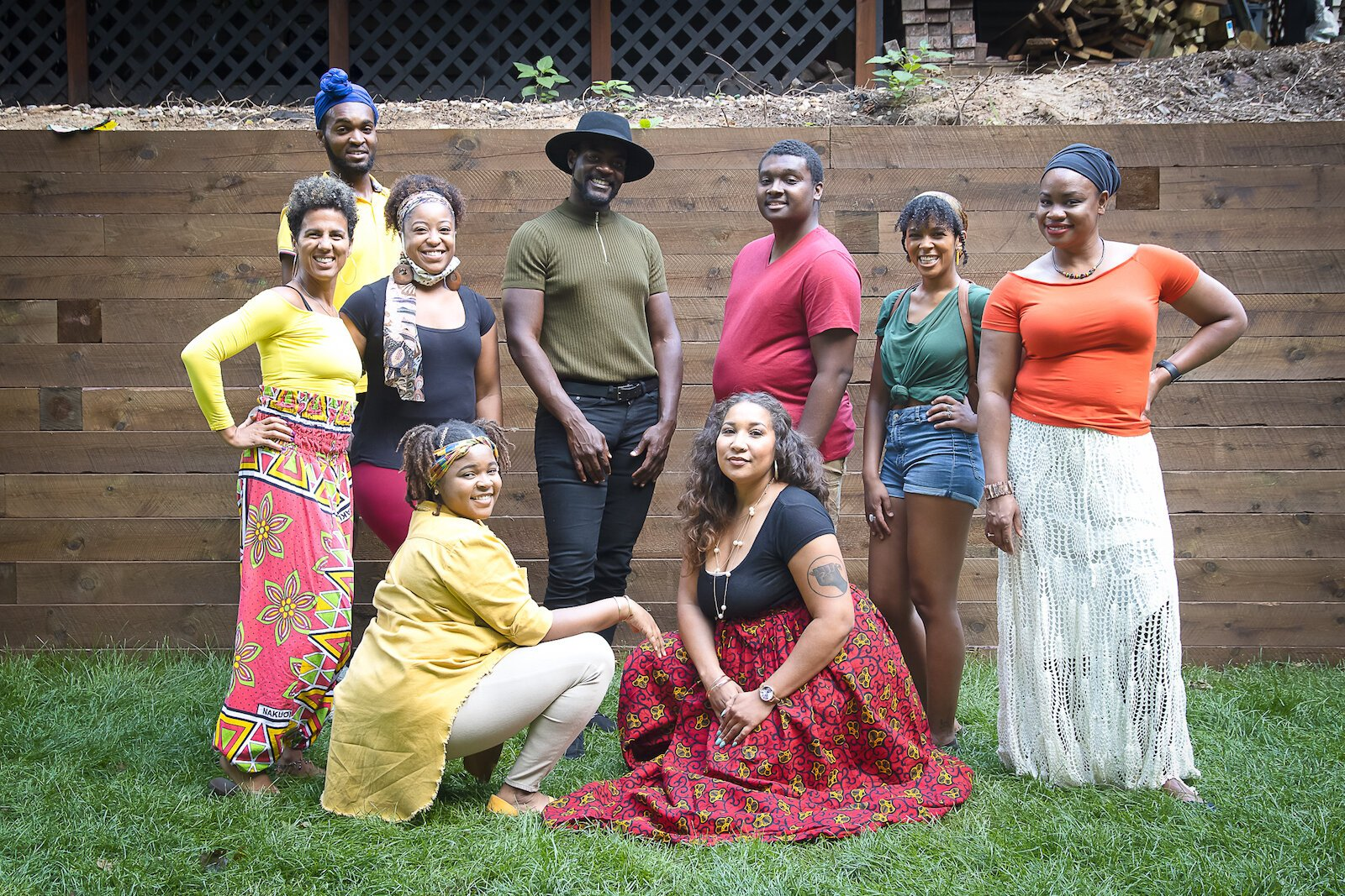 "Black Arts and Cultural Center's Face Off Theatre and Farmers Alley collaborated on the young audience's musical, ""Three Little Birds,"" featuring the music of Bob Marley. The shows were free at Bronson and La Crone parks."