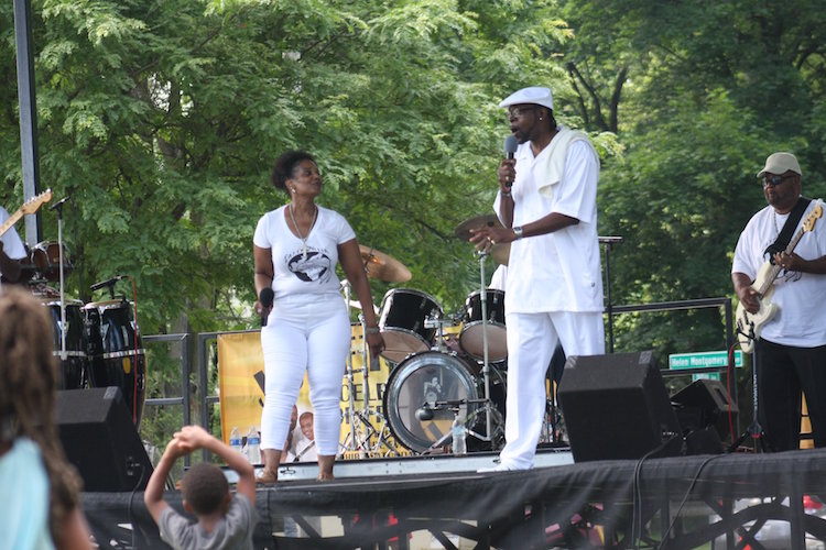 A small sample of the entertainment offered at previous Battle Creek Juneteenth celebrations.
