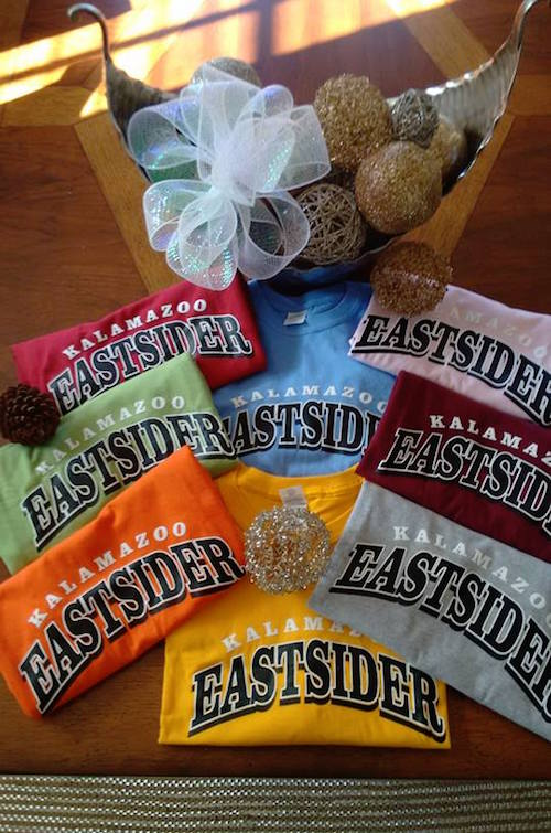 Wearing an Eastsider shirt around town will get you a high five by a fellow Eastsider.