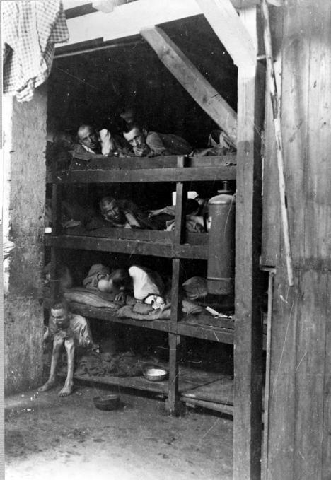 Buchenwald is the concentration camp where Irving Roth was held. Credit: United States Army Signal Corps. Harry S. Truman Library & Museum