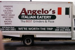 Angelo's in Texas Corners