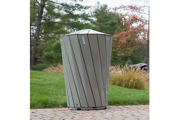 Landscape Forms Glassdoor : Landscape forms recycling and trash receptacles