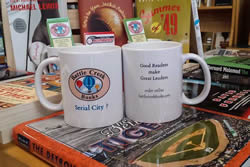 battle creek books